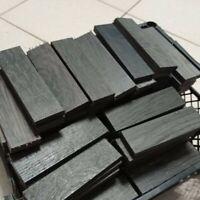 from 1000-6000year BIG Bog oak blanks 152x152x50mm morta,wood