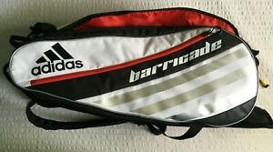 Adidas Barricade IV Tour 6 Racquet Bag Racket Tennis Bag Six