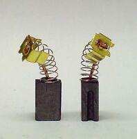 (Nr.123) Kohlebürsten passend für Makita CB-419, CB-406, CB-407,191962-4, 4304