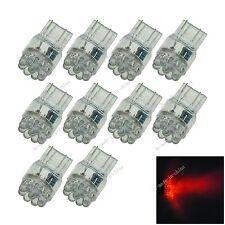 10X Red 7443 7440 9 In-line LED Brake Turn Signal Rear Light Bulb Lamp G008