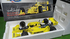 F1 INDY CAR SCOTT GOODYEAR PENNZOIL 2000 DALLARA #4 Jaune au 1/18 ACTION voiture