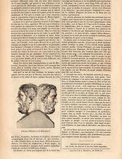 HERMES D EPICURE ET DE METRODORE USAGE CHEZ LES ANCIENS PRESS ARTICLE 1847 PRINT