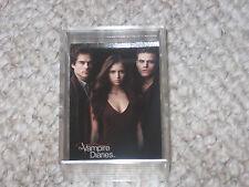 Vampire Diaries Season One Trading Card Complete Base Set
