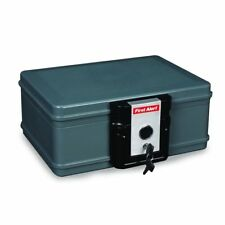 First Alert Fire Proof Safe and Waterproof Protection Chest NEW Cash tin