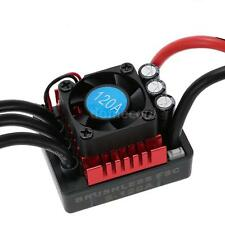 GoolRC S-120A Brushless ESC Speed Controller w/ 6.1V/3A SBEC for 1/8 RC Car D5F1