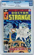 Doctor Strange #36 (Aug 1979, Marvel) CGC 9.8 NM/MT Gene Colan cover & art WHITE