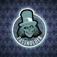 Disney Annual Passholder 2019 Haunted Mansion Hatbox Ghost Magnet (FAN-ART!)