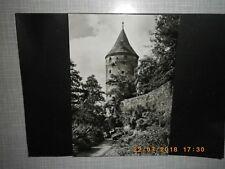 AK Biberach an der Riß Weisser Turm nicht gelaufen !!!