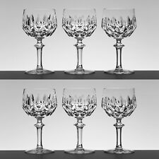 Nachtmann Serie Patrizia - 6 Bleikristall Süßweingläser 12 cm - Gläser Set