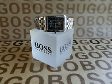 Hugo Boss Metropolis swiss made designer mens 1100 smart suit wrist watch £495