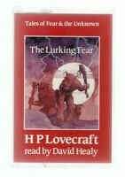 RARE/HP LOVECRAFT AUDIOBOOK/THE LURKING FEAR/MINT/HORROR/CALL OF CTHULHU/RPG