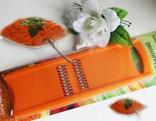 Reibe Juliennereibe Karottenreibe Gemüsereibe Терка для корейкой моркови 2,5 mm