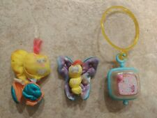 2 Fisher Price Smooshees Smugglers - Flutter Butterfly & Kitten Kaboodle