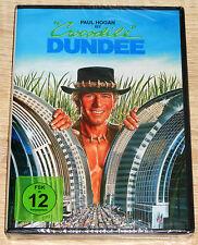 Crocodile Dundee (1986) NEU !!! Paul Hogan, Linda Kozlowski, Mark Blum, DVD