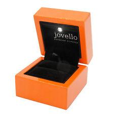 Exklusive Holz Box Schmuckbox Schmucketui Ringbox Ringetui mit LED Beleuchtung