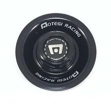 Motegi Racing Gloss Black Wheel Center Hub Cap for FF7
