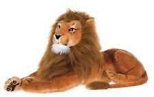 "42"" (107 cm) Large Lion Wild Real Life Features Soft Toy Plush 48660X"