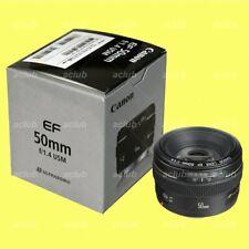 Genuine Canon EF 50mm f/1.4 USM Lens