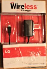 Just Wireless High Speed A/C Charger for LG, Black (JW-3)
