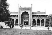 1893 CHICAGO WORLD'S FAIR INDIAN PAVILION 8x12 SILVER HALIDE PHOTO PRINT