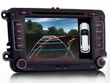 "Für VW Golf Polo Transporter T5 Tiguan Caddy GPS 7"" Autoradio NAVI DVD USB MP3"