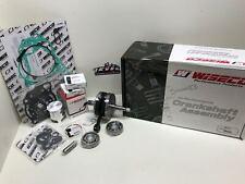 KAWASAKI KX 85 WISECO ENGINE REBUILD KIT CRANKSHAFT, PISTON, GASKETS 2014-2018
