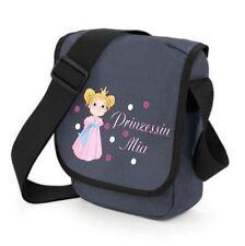 """Kindergartentasche """"Prinzessin"""" mit Namen"""
