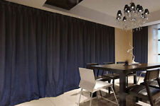 """Polyester Greater than 100"""" Width Window Curtains"""