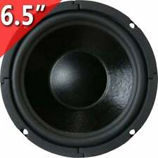 More details for 6.5 inch bass mid speaker tv av replacement surround sound subwoofer driver 100w