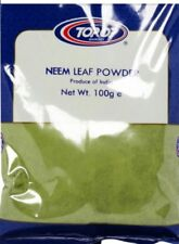 Neem Leaf Powder - 100g Top Op - Finest Quality.