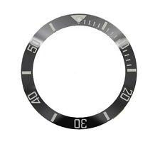 New Black Ceramic Bezel Insert made for Rolex Submariner GMT (40mm)