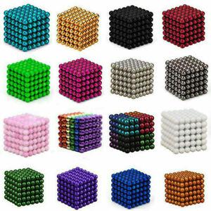New 5mm Magnet Magnet Neodym Würfel Kugeln Sphere DIY Stress Relief