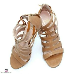 Stuart Weitzman New With Tags Outing Sandal Camel