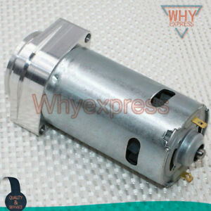 OE M Hydraulic Cadillac Liftgate Door Lock Pump Motor 25965861 For Srx Cts Wagon
