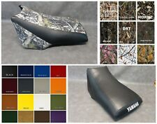 Yamaha Big Bear YFM350 Seat Cover 1987 - 1999  in 25 COLORS & 2-TONE     (ST)
