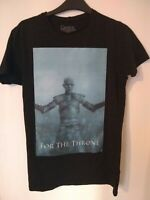 Game of Thrones The Night King Black Primark Tshirt Size Small
