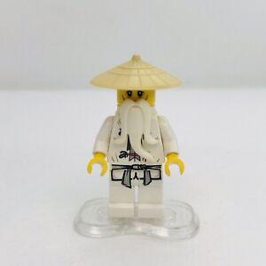 LEGO Sensi Wu Minifigure Ninjago njo046 9446