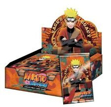 Naruto Shippuden Display (30 Booster) Neu & OVP