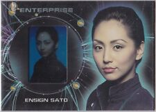 STAR TREK ENTERPRISE SEASON 2 GALLERY INSERT G6 LINDA PARK ENSIGN HOSHI SATO