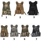 Waistcoat SWAT Tactical Military Airsoft Molle Combat Assault Plate Carrier Vest