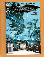Batgirl #73 Last Issue HIGH GRADE ! NM to NM+