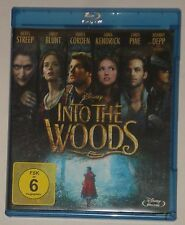 Into the Woods Blu-Ray Johnny Depp
