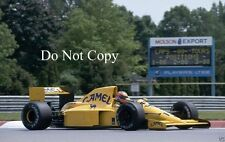 Martin Donnelly Lotus 102 Canadian Grand Prix 1990 Photograph