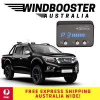 Windbooster 7-Mode Throttle Controller for Nissan NP300 Navara 2015 On