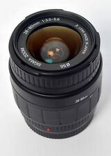 SIGMA Lens AF 28-80mm f3.5-5.6 ASPHERICAL for Minolta/Sony