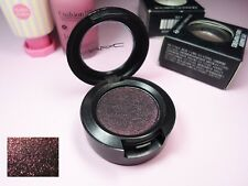 MAC velvet eye shadow - BEAUTY MARKED (black/red shimmer) - new
