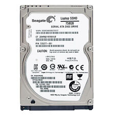 "Seagate ST750LM000 750GB 2.5"" Laptop Thin SSHD Solid State Hybrid Hard Drive"