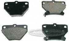 VGX CE823 Ceramic Disc Brake Pad, Rear