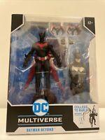 "DC Multiverse Batman Beyond Target Exclusive Batman Futures End McFarlane 7"""