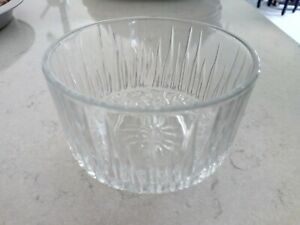 Glass Sugar Bowl from the 1970s